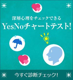 YesNoチャートテスト!