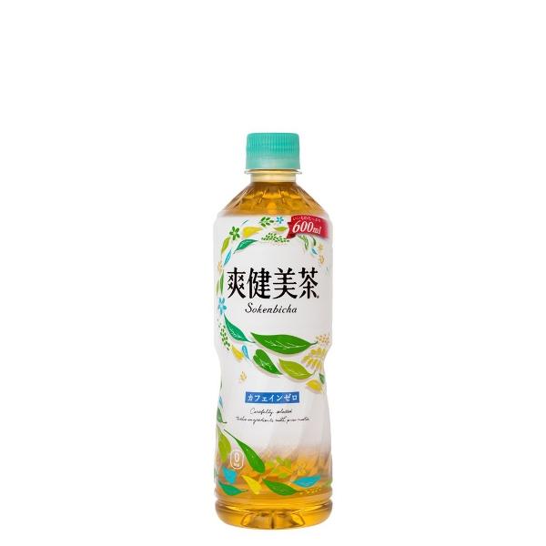 【送料無料】爽健美茶 600mlPET   24本入り の商品画像