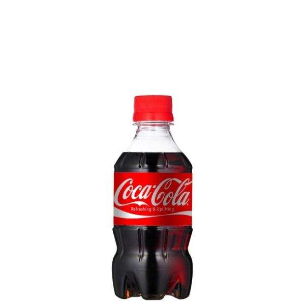 【送料無料】コカ・コーラ 300mlPET 24本入り の商品画像