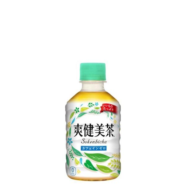 【送料無料】爽健美茶 280mlPET 24本入り の商品画像