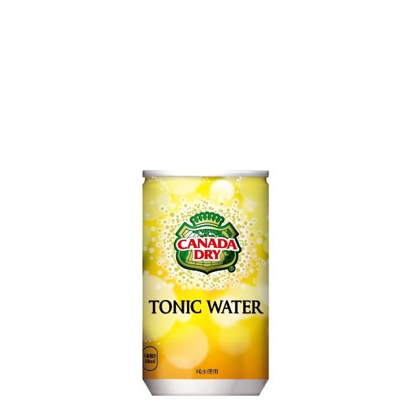 【送料無料】カナダドライトニックウォーター 160ml缶 30本入り の商品画像