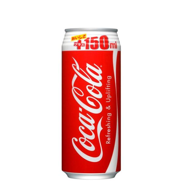【送料無料】コカ・コーラ 500ml缶 24本入り の商品画像