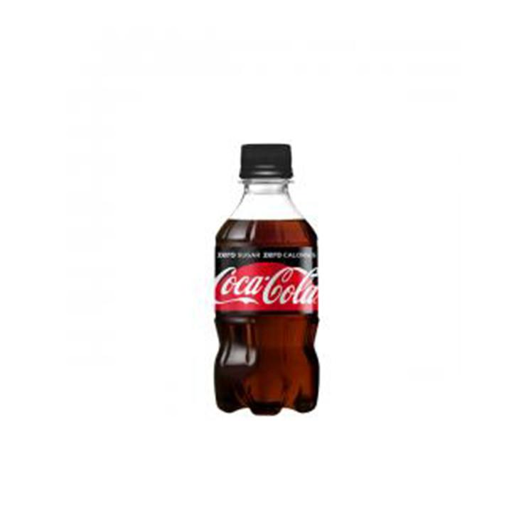 【送料無料】コカ・コーラゼロシュガー 300mlPET の商品画像