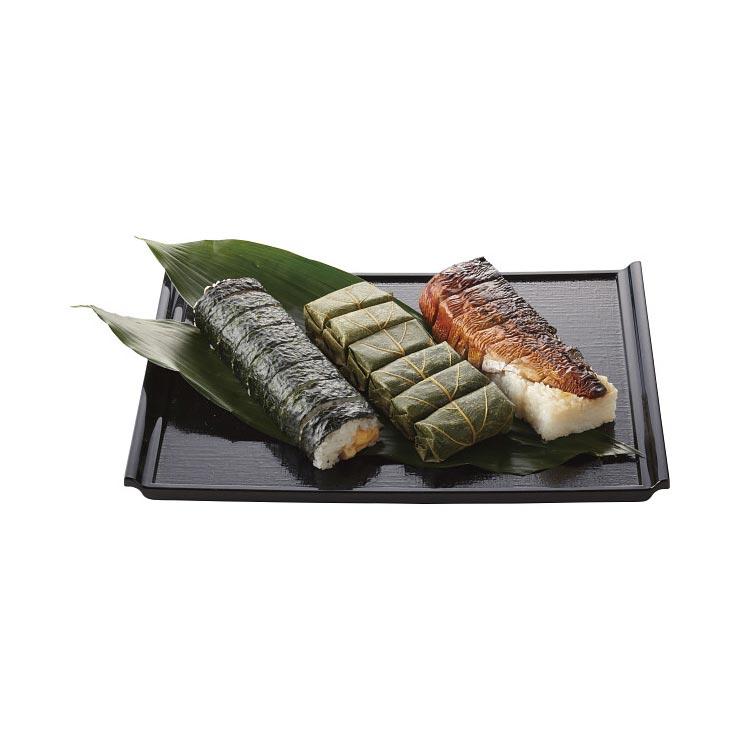 【送料無料】文久元年創業「平宗」 柿の葉寿司・棒ずし詰合せ  の商品画像