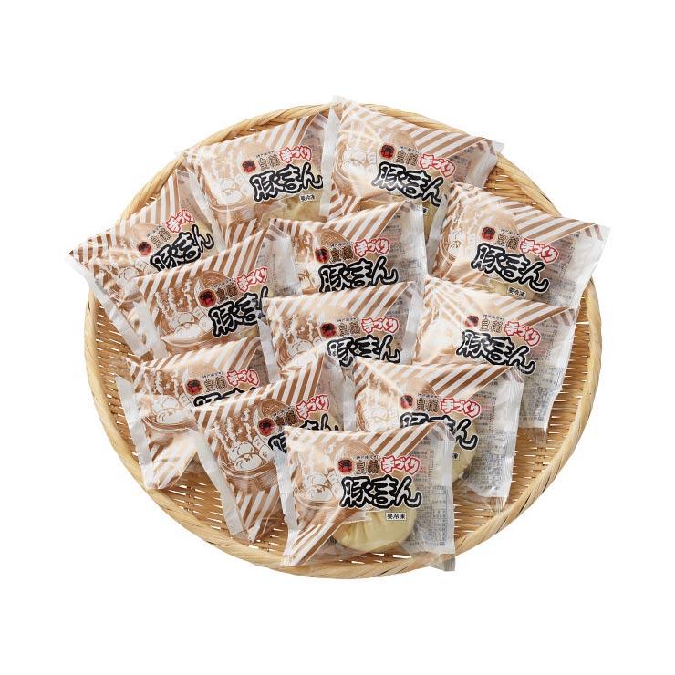 【送料無料】神戸南京町「皇蘭」豚まん  の商品画像