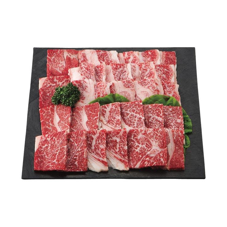 【送料無料】鳥取和牛DAISEN焼肉 肩バラ・モモ(計450g)  の商品画像