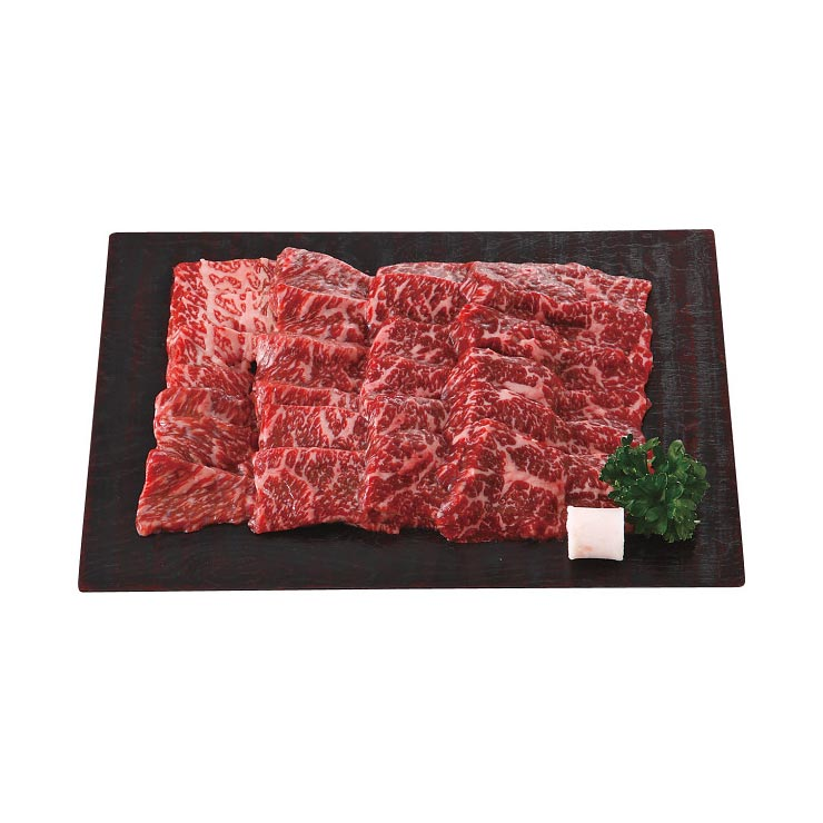 【送料無料】九州産黒毛和牛焼肉用(400g) L−Y−Y040−3 の商品画像