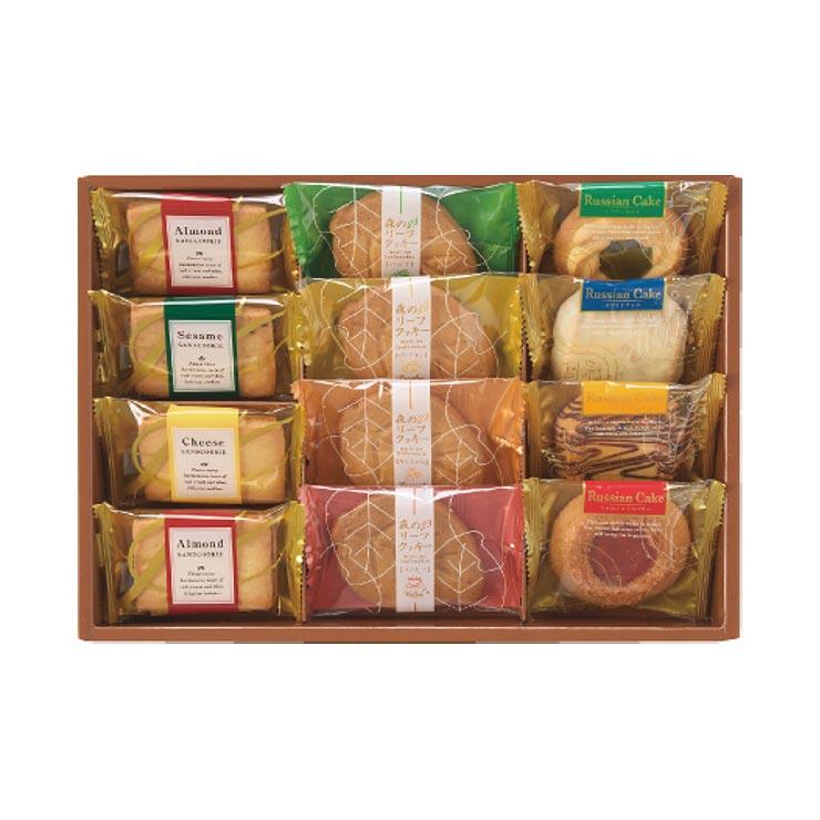 【送料無料】ロシアケーキ&クッキー(12個) RRK−10 の商品画像