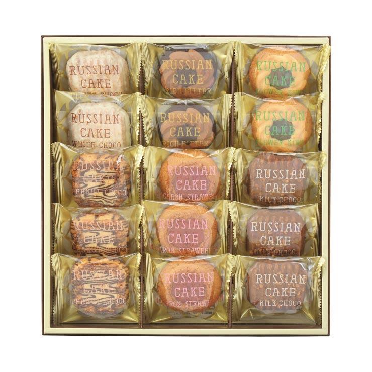 【送料無料】ロシアケーキ(15個) SRC−10 の商品画像