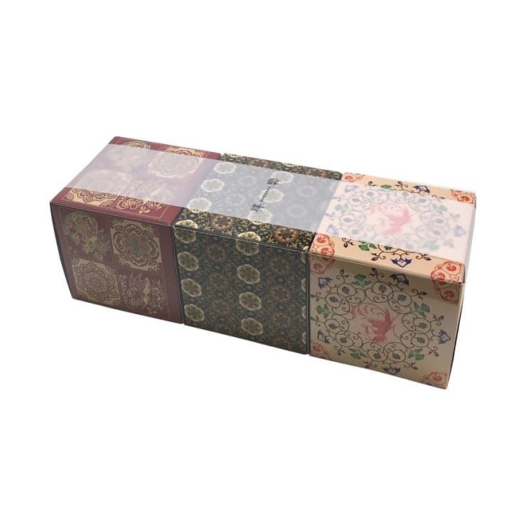 【送料無料】奈良祥樂 大和し美しオリーブなあられ3箱詰合せ  の商品画像