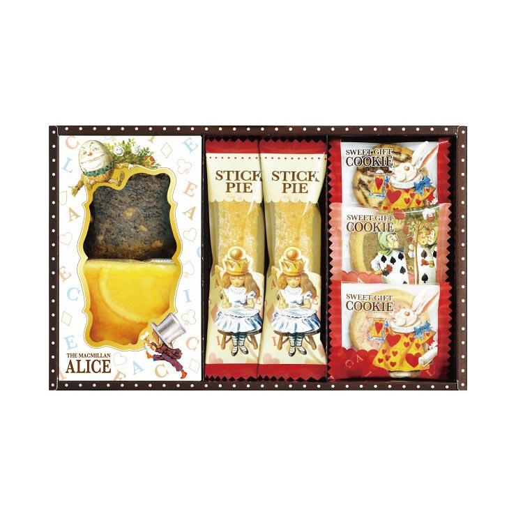 【送料無料】不思議の国のアリス スイーツセット TMA−10 の商品画像