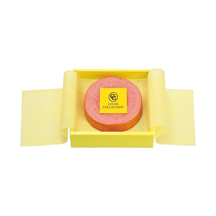 【送料無料】セレブコレクション いちごのバウムクーヘン SB−UN の商品画像