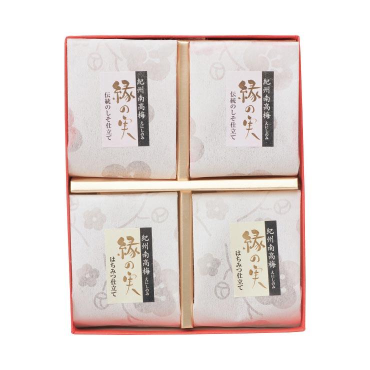 【送料無料】紀州南高梅 縁(えにし)の実 (4個) UME10 の商品画像