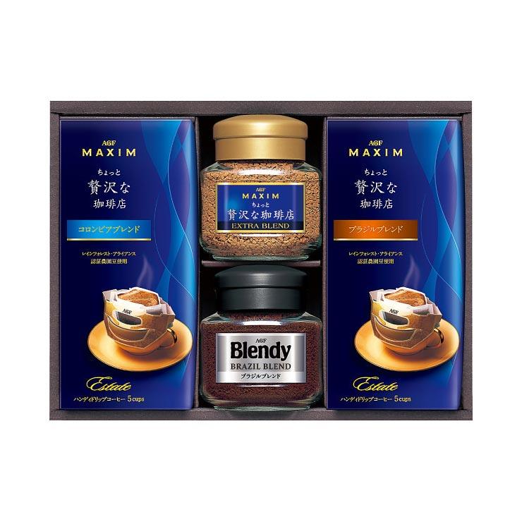 【送料無料】AGF ドリップ&インスタントコーヒーギフト MQZ−15A の商品画像