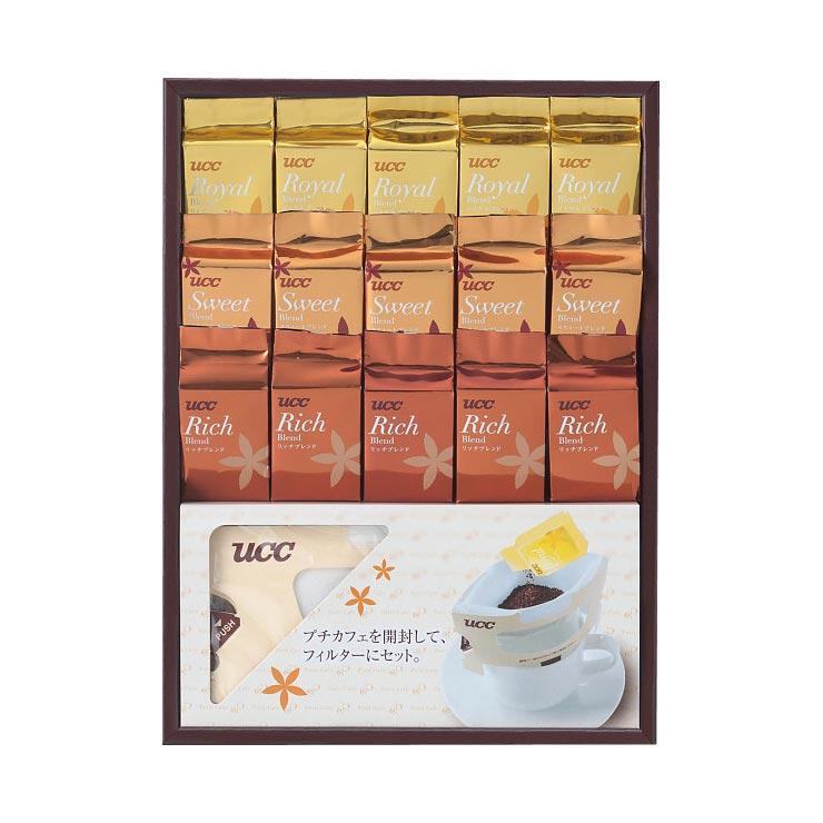 【送料無料】UCC プチカフェギフト YPC−15C の商品画像