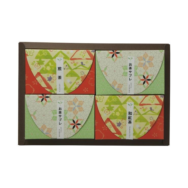 【送料無料】美濃白川茶ティータイムギフト TT−4 の商品画像