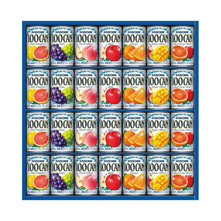 【送料無料】カゴメ 100%フルーツジュースギフト FB−30W の商品画像