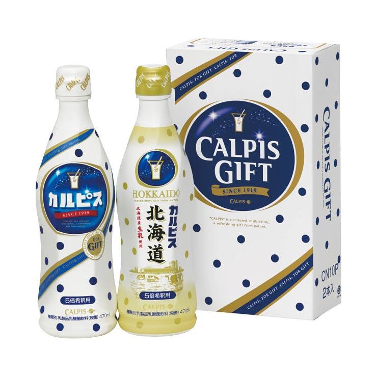 【送料無料】カルピス ギフトセット CN10P の商品画像