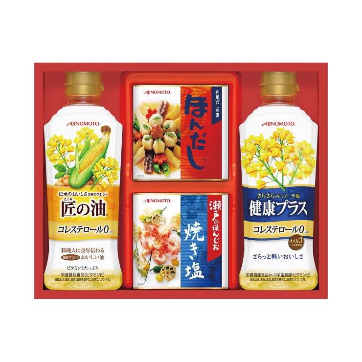 【送料無料】味の素 バラエティ調味料ギフト A−15C の商品画像