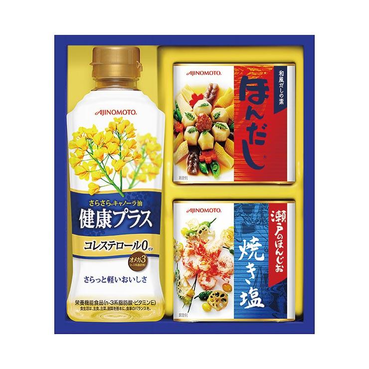 【送料無料】味の素 バラエティ調味料ギフト LAK−10C の商品画像
