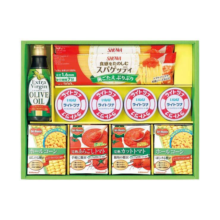 【送料無料】缶詰・パスタセット HPT−A の商品画像