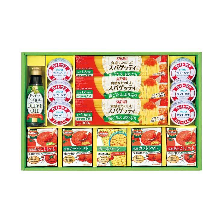 【送料無料】缶詰・パスタセット HPT−B の商品画像