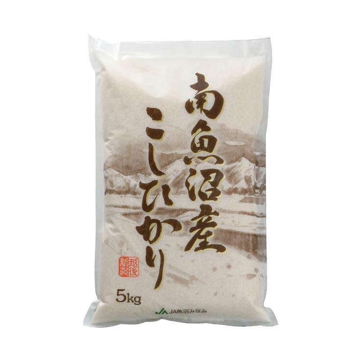 【送料無料】新潟県南魚沼産 コシヒカリ(5kg)  の商品画像
