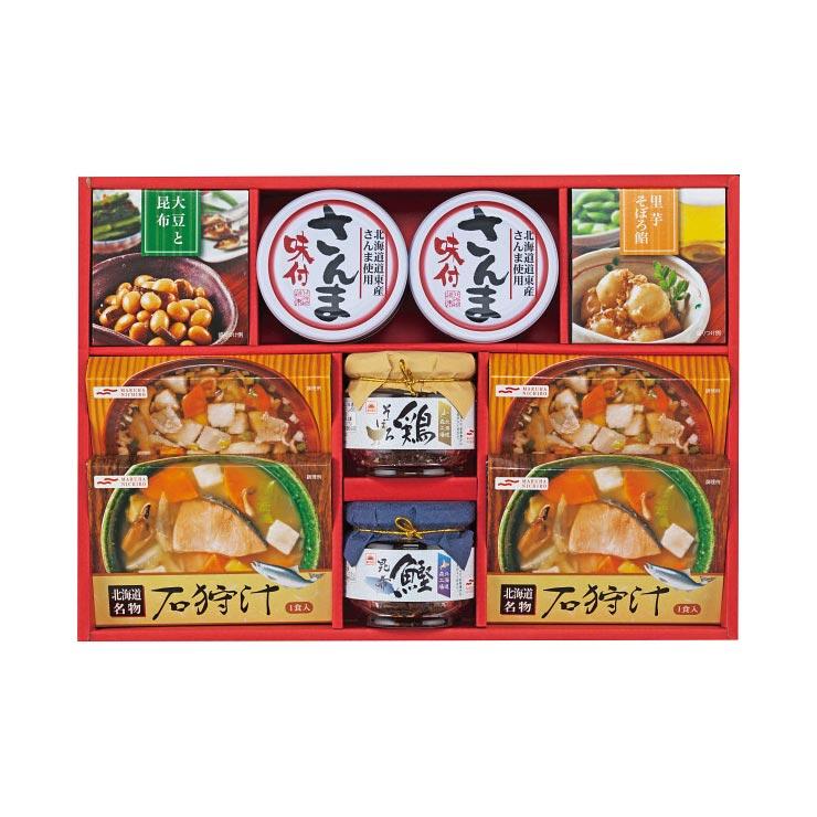 【送料無料】マルハニチロ 簡単便利! 惣菜バラエティギフト KBF−30H の商品画像