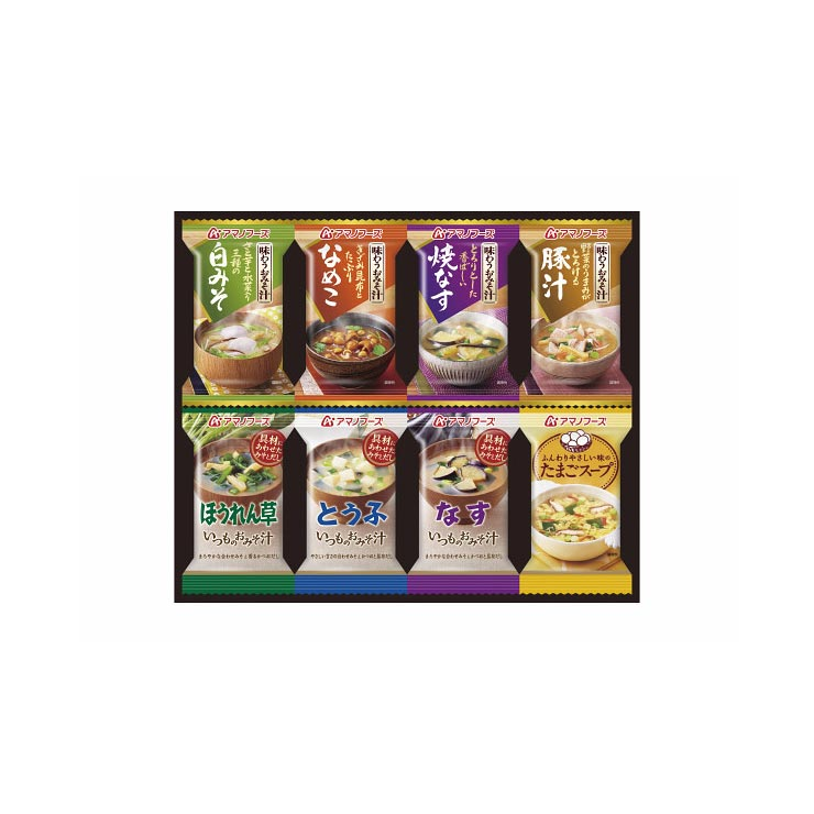 【送料無料】アマノフーズ フリーズドライバラエティギフト M−200R の商品画像