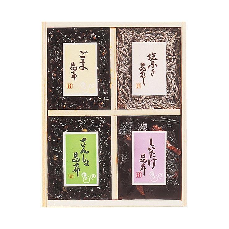 【送料無料】くらこん 美味彩々詰合せ(4品・木箱入)  の商品画像