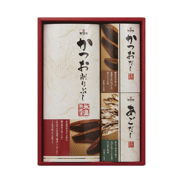 【送料無料】ヤマキ 氷温熟成法 かつおパック詰合せ FIH−15N の商品画像