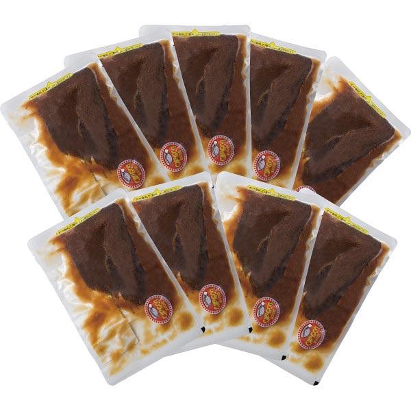 【送料無料】北海道小樽産 浅羽かれいの煮つけ(9袋) の商品画像