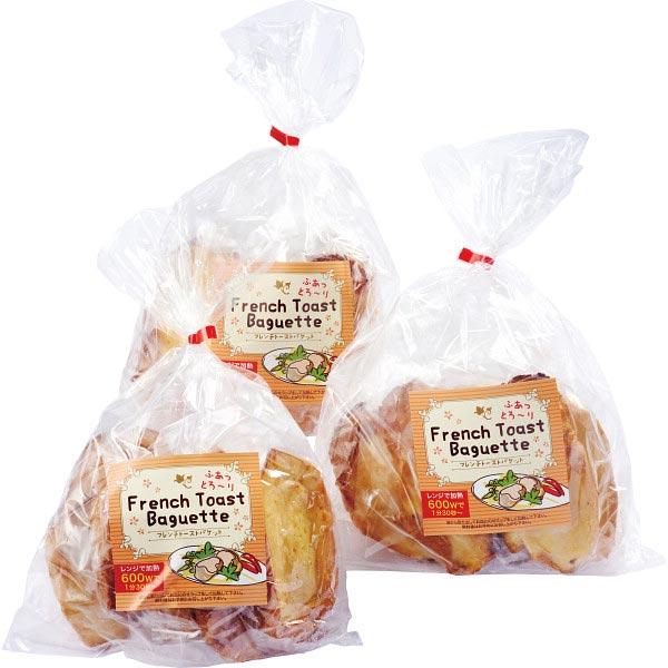 【送料無料】レンジで簡単!フレンチトースト(15個) の商品画像