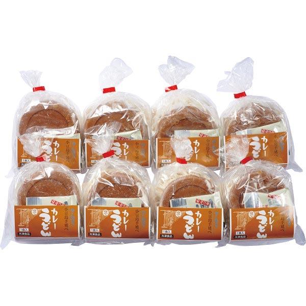 【送料無料】小豆島 創麺屋 簡単!カレーうどん(8食) の商品画像