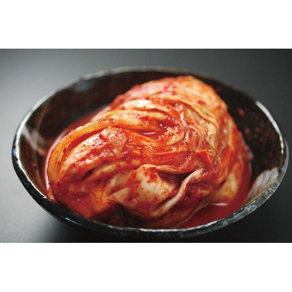 【送料無料】韓さんの手作り白菜キムチ(1kg) の商品画像