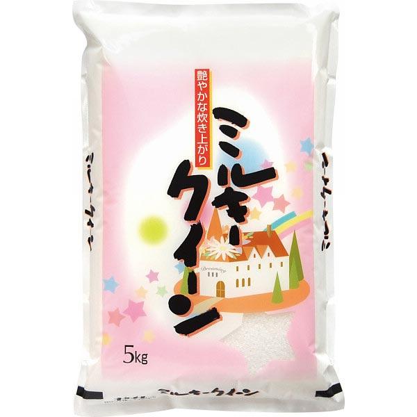 【送料無料】滋賀県産 ミルキークイーン5�s の商品画像