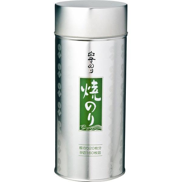 【送料無料】焼のり丸缶入り 焼のり丸缶6A の商品画像