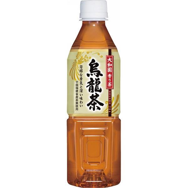 【送料無料】大和園 香り茶烏龍茶(24本) の商品画像