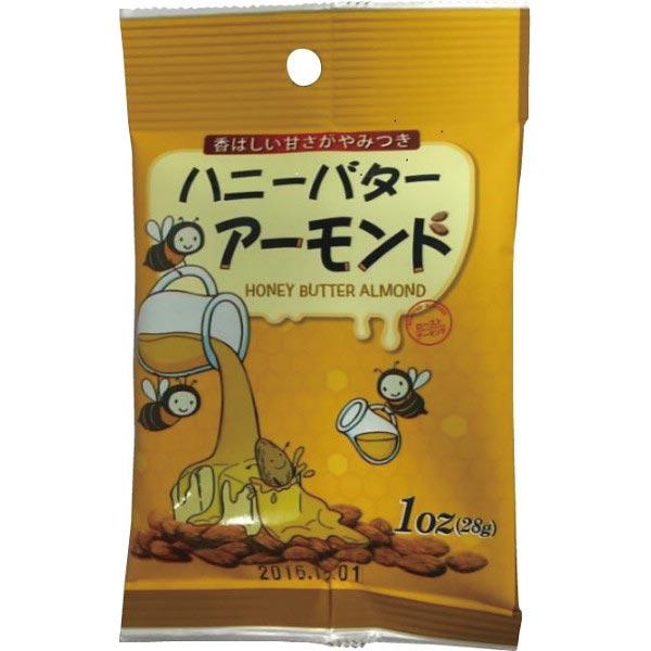 【送料無料】ハニーバターアーモンド の商品画像
