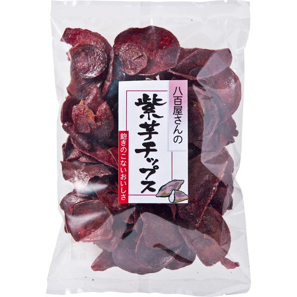 【送料無料】紫芋チップ の商品画像