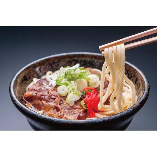沖縄県 与那覇製麺 生ソーキそば(6食) の商品画像