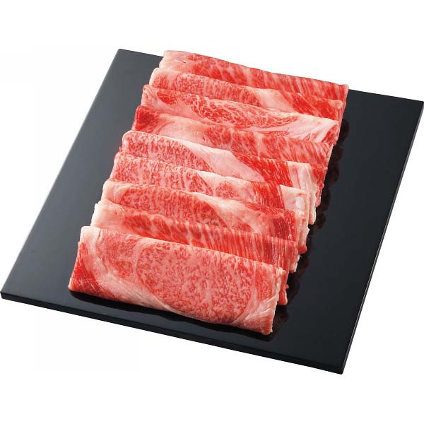 佐賀県産黒毛和牛 すき焼き用肩ロース(660g) の商品画像