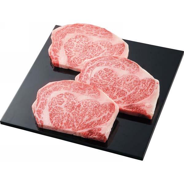 佐賀県産黒毛和牛 ステーキ用ロース(3枚) の商品画像