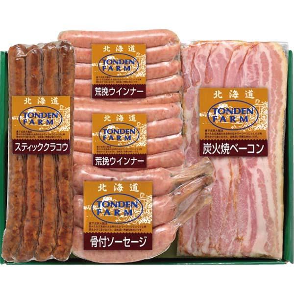 北海道トンデンファームバラエティセット TF-4YS の商品画像