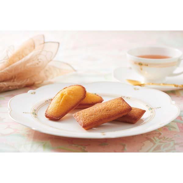 Hitotoe(ひととえ) はちみつマドレーヌと黄金のフィナンシェ MFA-10 の商品画像