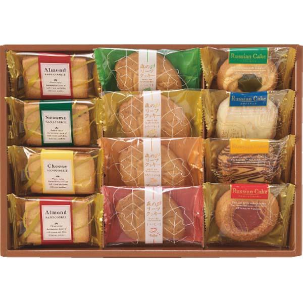 ロシアケーキ&クッキー(12個) RRK-10 の商品画像