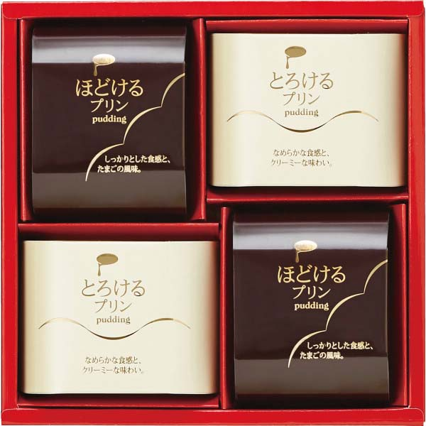 Hitotoe(ひととえ) 2つの食感 こだわりのプリン KPA-10 の商品画像