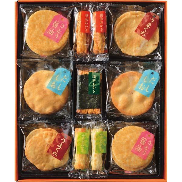 亀田製菓 焼き出しR の商品画像