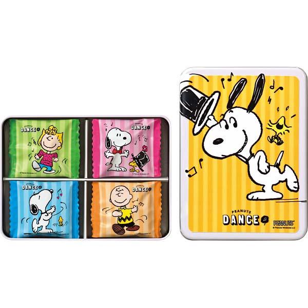スヌーピー ジョイフルスヌーピー クッキーセット SPF-10 の商品画像