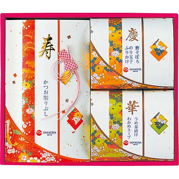 柳屋本店 寿かつおぶし 花結び KH-10N の商品画像